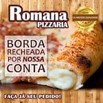 Logotipo Pizzaria Romana