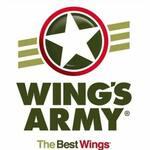 Logotipo Wings Army Xochimilco