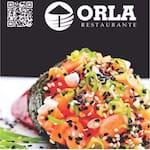 Logotipo Orla Restaurante & Sushi