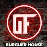 Logotipo Gf Burguer House