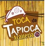Logotipo Toca da Tapioca e Açaiteria