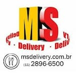 Logotipo Ms Delivery Jd Lago