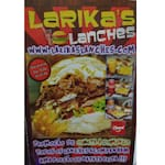 Logotipo Larika's Lanches