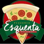 Logotipo Pizzaria Esquenta