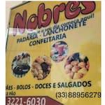Logotipo Nobres Padaria e Lanchonete