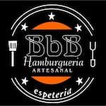 Logotipo Bbb Hamburgueria