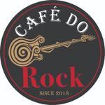 Logotipo Café do Rock