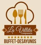 Logotipo Buffet La Villita Campanario