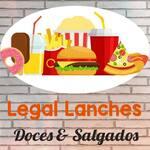 Logotipo Legal Lanches