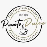Logotipo Punto Dulce Cafe