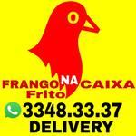 Logotipo Frango na Caixa