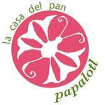 Logotipo La Casa del Pan Papalotl Suc. Cuicuilco