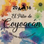 Logotipo El Patio de Coyoacan