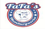 Logotipo Fafa's Hamburgueria Gourmet