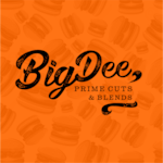 Logotipo Bigdee - Prime Cuts & Blends