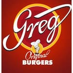 Logotipo Greg Burgers