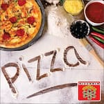 Logotipo Pizzaria Vitória