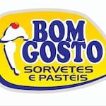 Logotipo Bom Gosto Sorvetes e Pastéis