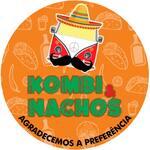 Logotipo Kombi &  Nachos Culinária Mexicana
