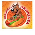 Logotipo Hotdog da Andressa