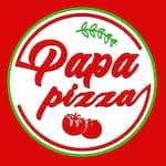 Logotipo Papapizza