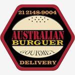 Logotipo Australian Burguer Gourmet