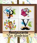 Logotipo Restaurante La Galeria