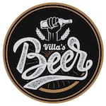 Logotipo Villa's Beer