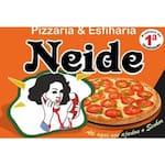 Logotipo Pizzaria Neide
