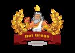 Logotipo Rei Grego
