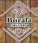 Logotipo Boralá Delivery