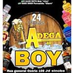 Logotipo Adega do Boy
