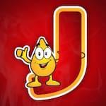 Logotipo Jotinha Salgados