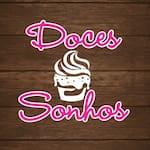 Logotipo Doceria Doces Sonhos