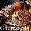 Logotipo Churrascao & Cia