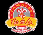 Logotipo Tamales Flor De Lis Bosques