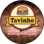 Logotipo Tavinho Burgers - Hamburgueria Demarchi
