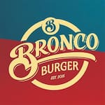Logotipo Bronco Burger Cambuí
