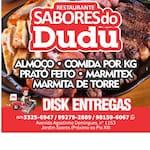 Logotipo Restaurante Sabores do Dudu