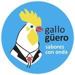Logotipo Gallo Güero