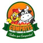 Logotipo Compayes Pollos y Carnes
