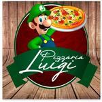 Logotipo Pizzaria Luigi