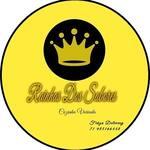 Logotipo Rainhas dos Sabores (fiúza Delivery)