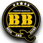 Logotipo Burger And Beer