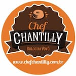 Logotipo Chef Chantilly