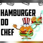 Logotipo Hamburger do Chef