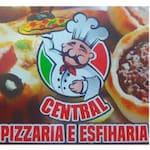 Logotipo Central Pizzaria e Esfiharia