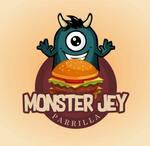 Logotipo Monster Jey