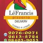 Logotipo Lêfrancis Pizzaria