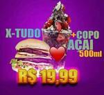 Logotipo I Love Açaí